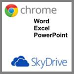Artikelbild Chrome und Skydrive