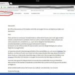 iPad, Im Browser bearbeiten auswählen