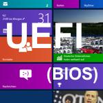 BIOS bzw. UEFI bei einem PC mit Windows 8 aufrufen - Artikelbild