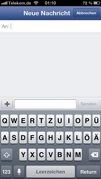 Facebook 5.4 1