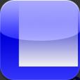 Icon ohne Glanz mit precomposed Argument