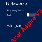 Artikelbild - Acer Aspire V3 WiFi