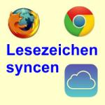Artikelbild - Firefox Chrom iCloud syncen